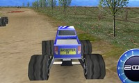 Conduire un Monster Truck 3D